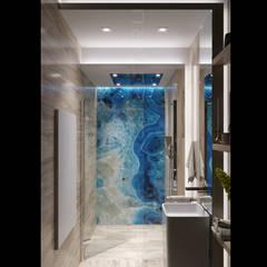: Ванные комнаты в . Автор – Astar project