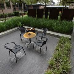 industriële tuin:  Tuin door BMT