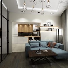 Salas / recibidores de estilo  por Best Home