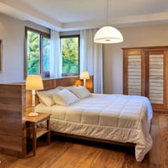 Santíssimo Resort: Quartos  por CLS ARQUITETURA