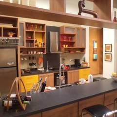 مطبخ تنفيذ ERGOARQUITECTURAS FL C.A.