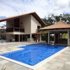 Pool by Guilherme Elias Arquiteto