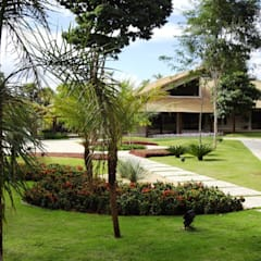Casa de Campo: Jardins  por Guilherme Elias Arquiteto