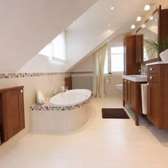Bon Bad Im Skandinavischen Landhaus Stil: Badezimmer Von Bulling   Die  Badspezialisten