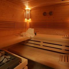 çetin dönüşüm havuz arıtma ltd şti – sauna:  tarz Spa