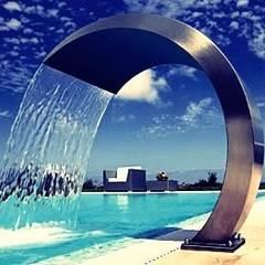 çetin dönüşüm havuz arıtma ltd şti – su perdesi:  tarz Havuz,