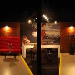 La divina Mano Spa.: Spa de estilo  por SPACELAB interiorismo