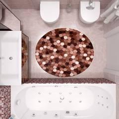 Ванная комната: Винные погребы в . Автор – Мастерская дизайна Онищенко Марии