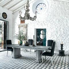 BYAZ İnşaat Mimarlık ve Tasarım – iç mekan tasarımları :  tarz Yemek Odası