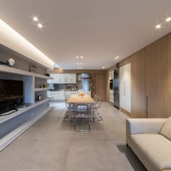 Media room by marco tassiello architetto