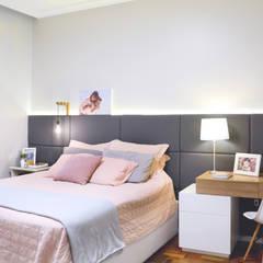 Bedroom by Ambientta Arquitetura