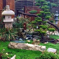 حديقة Zen تنفيذ Esprit Zen