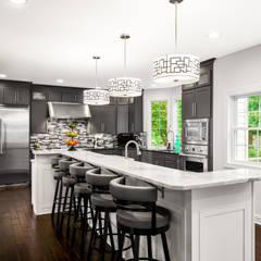 آشپزخانه by Main Line Kitchen Design