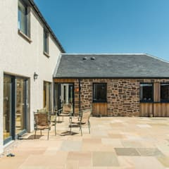 Drumpark 2:  Terrace by Woodside Parker Kirk Architects