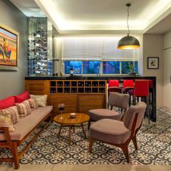 آشپزخانه by Weber Arquitectos