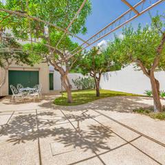 Giardino mediterraneo: Giardino in stile  di Studio 4e
