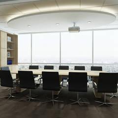 Văn phòng & cửa hàng by Juxta Interior