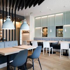 Hoteles de estilo  por DITTEL ARCHITEKTEN GMBH,