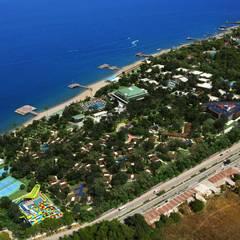 AFT DESİGN – Nirvana suids & spa:  tarz Oteller