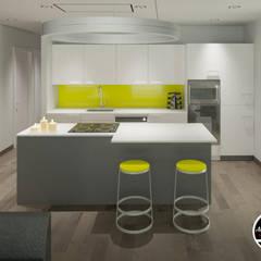Projeto EB: Cozinhas  por André Terleira - Arquitectura e Construção