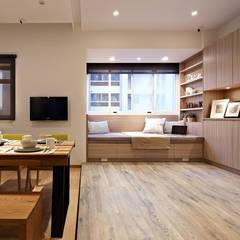 Terrace by 耀昀創意設計有限公司/Alfonso Ideas