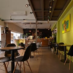 Scandinavian style gastronomy by 耀昀創意設計有限公司/Alfonso Ideas Scandinavian