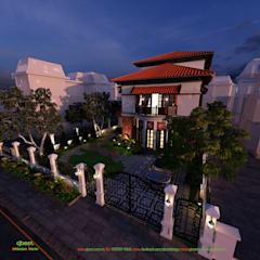 Villas by Công ty TNHH Thiết Kế và Ứng Dụng QBEST