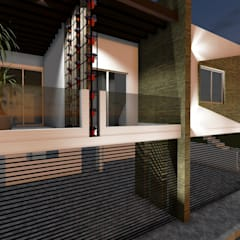 Garage/shed by Romarq. Diseño y construcción