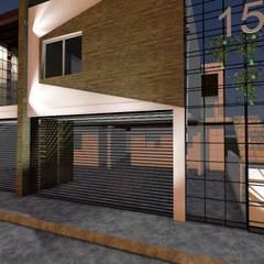 Wine cellar by Romarq. Diseño y construcción
