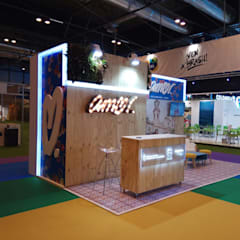 Exhibition centres by Sand Decor