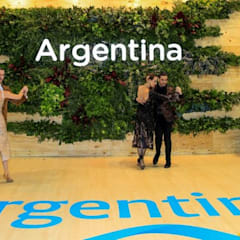 STAND ARGENTINA FITUR 2017: Ferias de estilo  de Sand Decor
