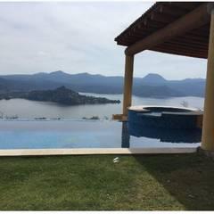 泳池 by Albercas Aqualim Toluca