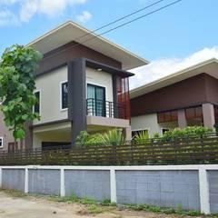 منازل تنفيذ Add-con Architect