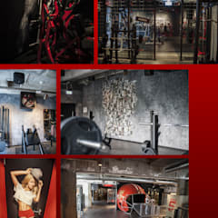 Fitness  por Inco Media - Kommunikationsdesign, Interiordesign