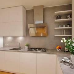minimalistic Kitchen by studio ferlazzo natoli