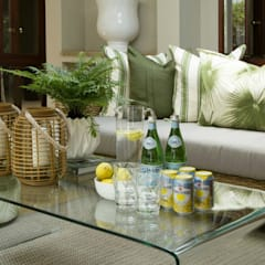 Recent Decorating Projects - Joseph Avnon Interiors:  Living room by Joseph Avnon Interiors