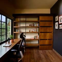 Arbeitszimmer von Saka Studio