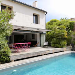 Réinvention / Sanary / mer: Maisons de style  par Atelier Jean GOUZY