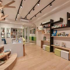 مكاتب ومحلات تنفيذ 存果空間設計有限公司, بلدي