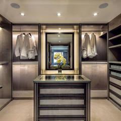 RBD Architecture & Interiors, Kensington & Chelsea project:  Dressing room by RBD Architecture & Interiors