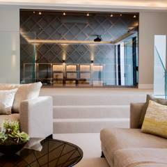 Family Home - Barnes | London:  Wine cellar by Studio K Design, Modern