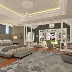 Refurbishment of a Villa in Calvia:  Bedroom by Mallorca Living Quality