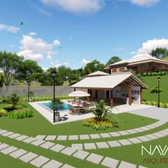Houses by Nayara Silva - Arquitetura e Urbanismo