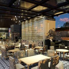 ร้านอาหาร by DL ARQUITECTURA