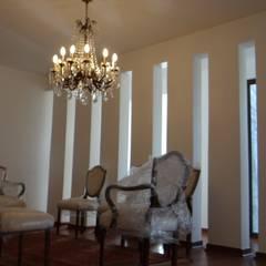 Casa AS: Comedores de estilo  por A2H Arquitectos
