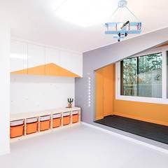 اتاق کودک توسط지오아키텍처, مدرن