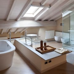 Bathroom by Orsini Architects