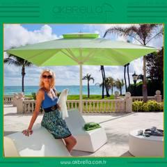 Akbrella Şemsiye San. ve Tic. A.Ş – İpli sistem manuel şemsiyeler:  tarz Pencere