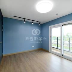 강릉 교향리 : 코원하우스의  벽