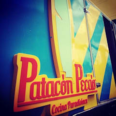 Patacón Pecao: Comedores de estilo  por Phoenix Touch